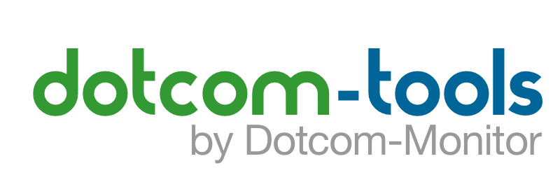 Dotcom-Monitor Tools