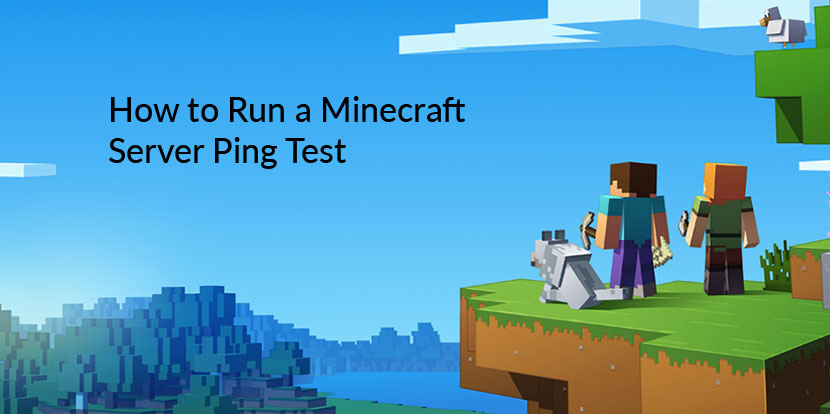 How to Run a Minecraft Server Ping Test  Free Ping Test Tool
